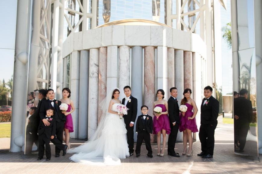 Michelle & John Wedding - 0800