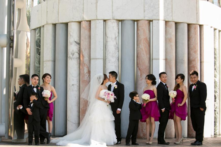 Michelle & John Wedding - 0804
