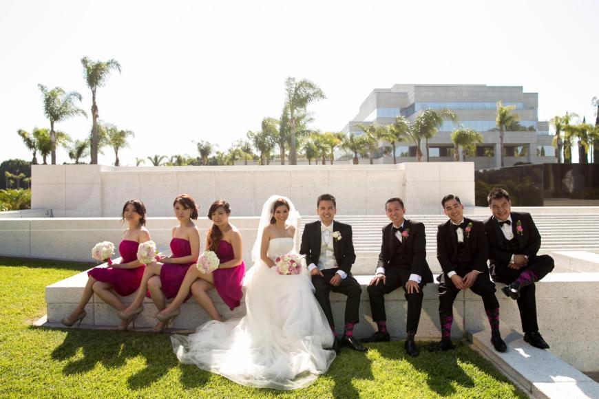 Michelle & John Wedding - 0813