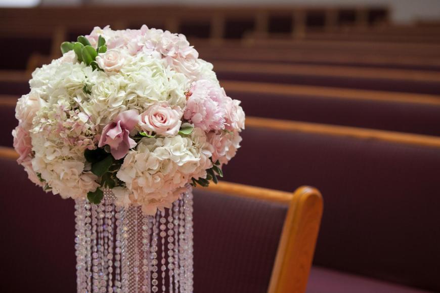 Michelle & John Wedding - 0838