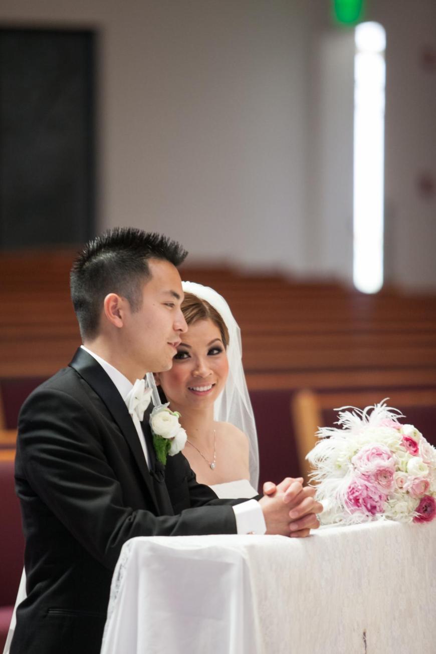 Michelle & John Wedding - 0966