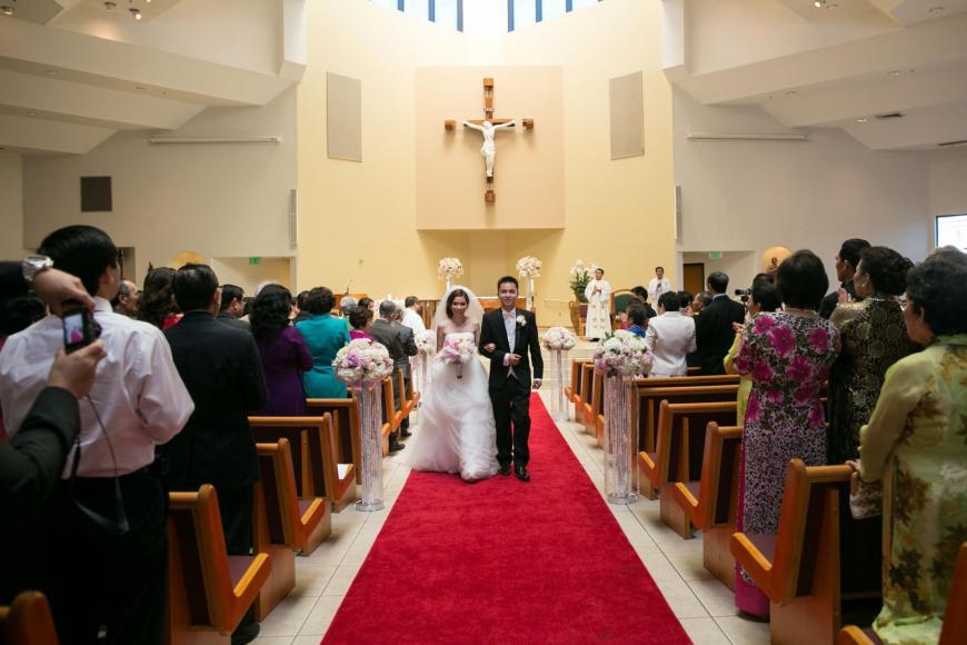 Michelle & John Wedding - 0989