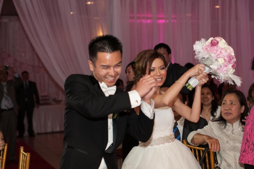Michelle & John Wedding - 1031