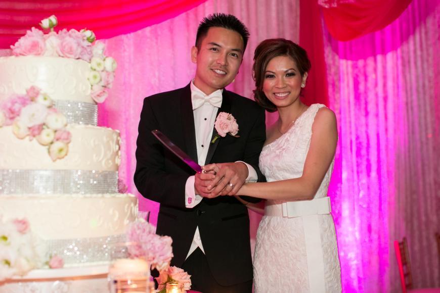 Michelle & John Wedding - 1196