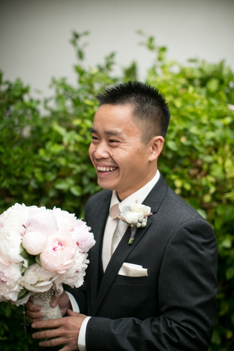Trini & Phong Wedding -  0005
