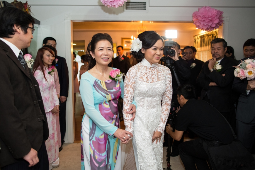 Trini & Phong Wedding -  0009