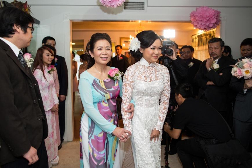 Trini & Phong Wedding -  0009