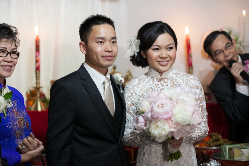 Trini & Phong Wedding -  0011