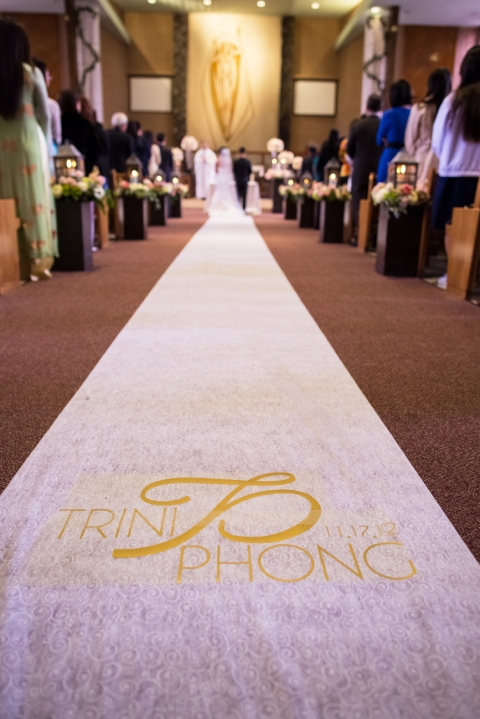 Trini & Phong Wedding -  0022