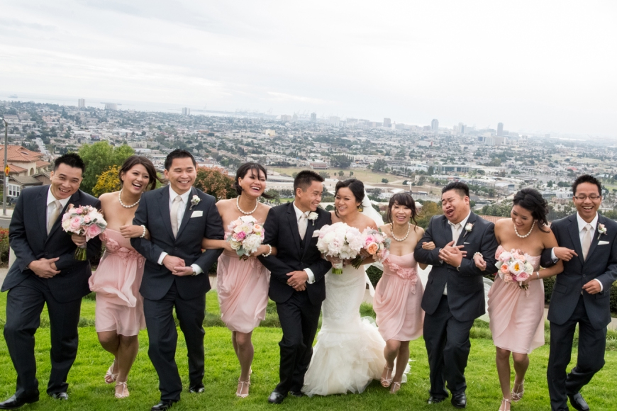 Trini & Phong Wedding -  0037