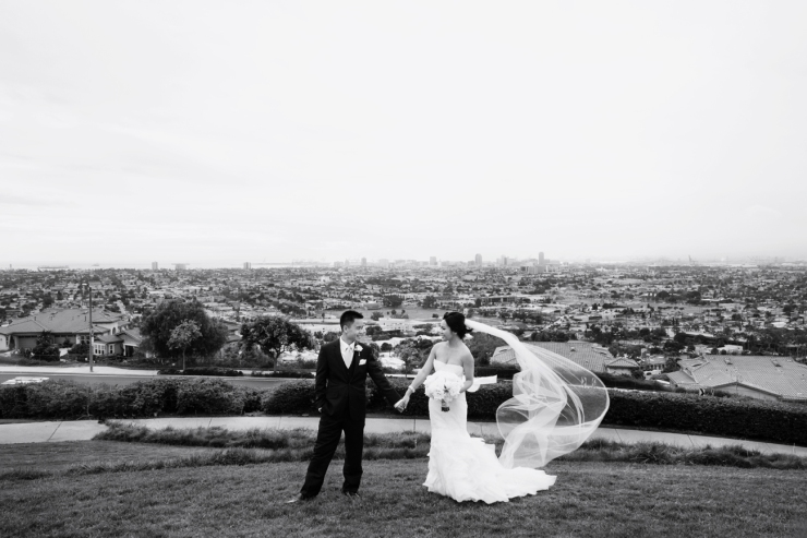 Trini & Phong Wedding -  0038
