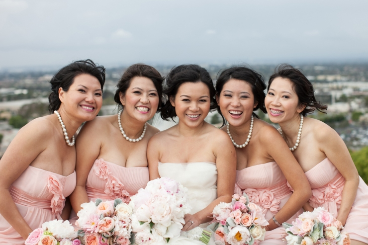Trini & Phong Wedding -  0043