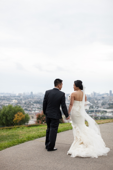 Trini & Phong Wedding -  0050