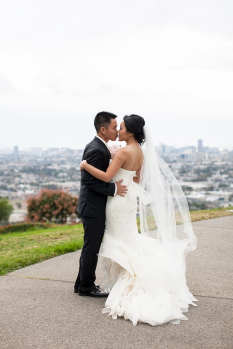 Trini & Phong Wedding -  0051