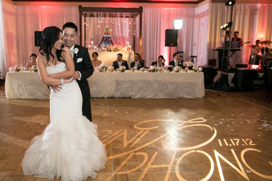 Trini & Phong Wedding -  0085