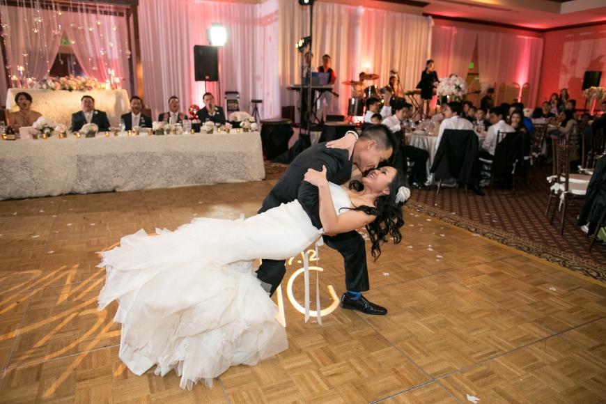 Trini & Phong Wedding -  0086
