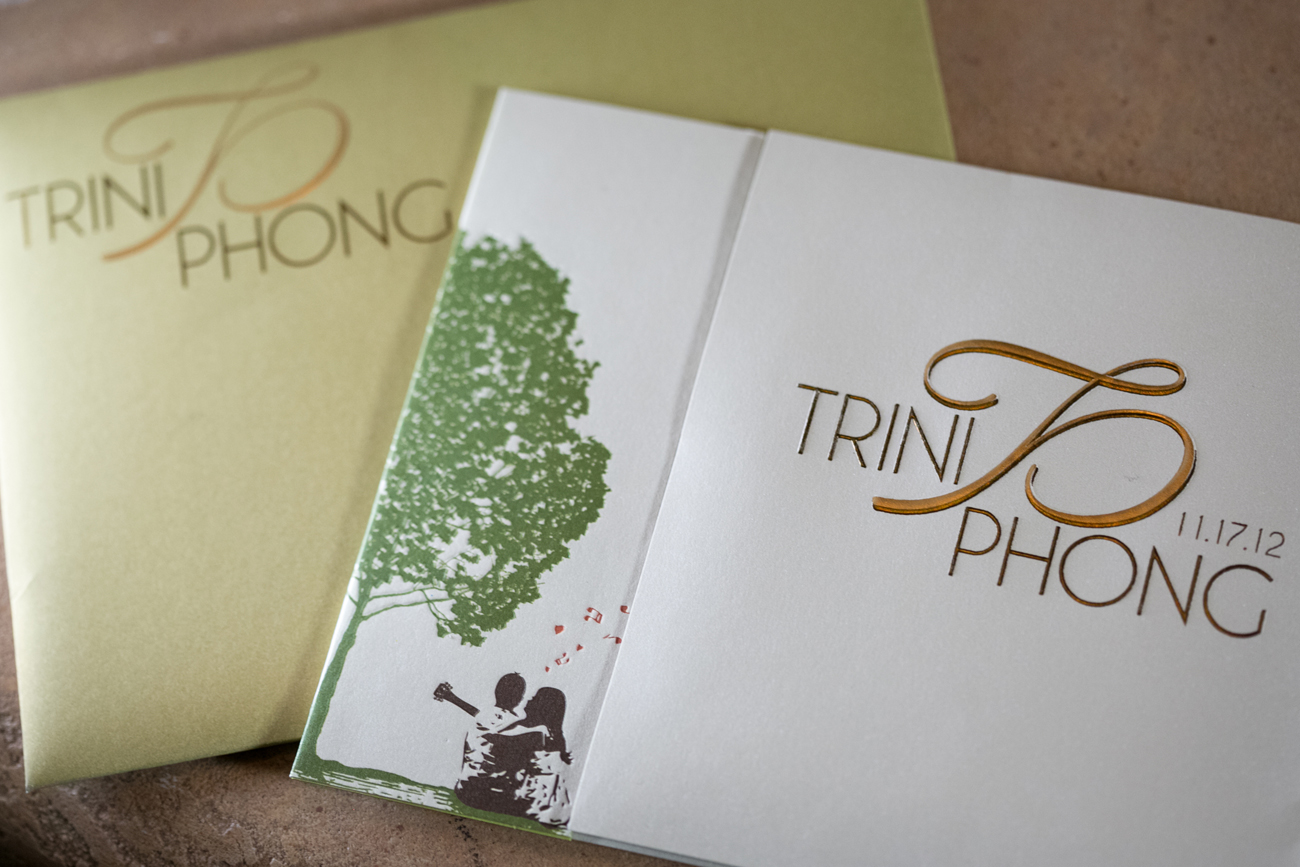 Trini & Phong Wedding -  0133