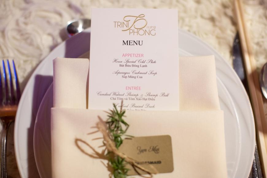 Trini & Phong Wedding -  0176