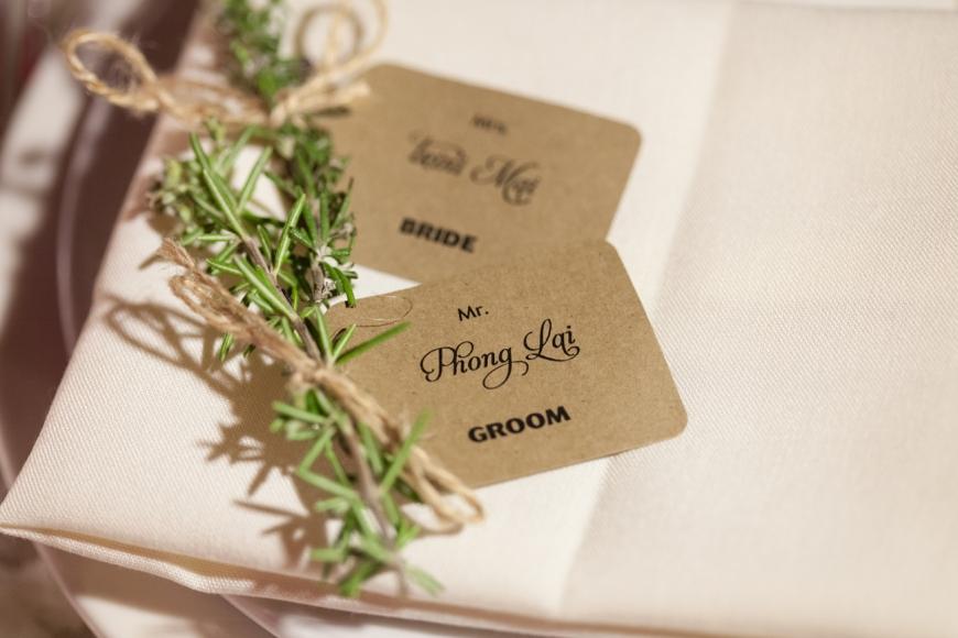 Trini & Phong Wedding -  0205