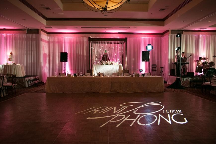 Trini & Phong Wedding -  0218