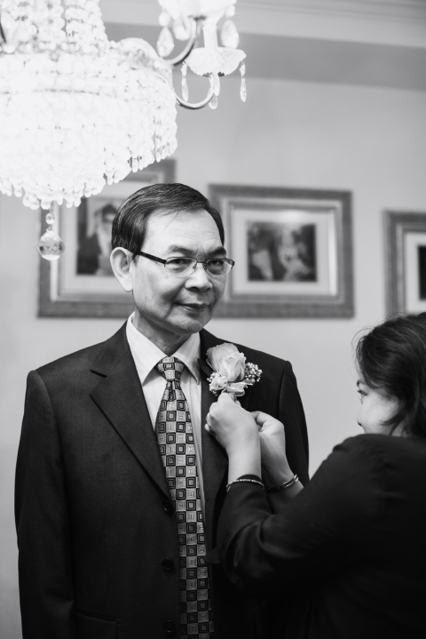 Trini & Phong Wedding -  0231