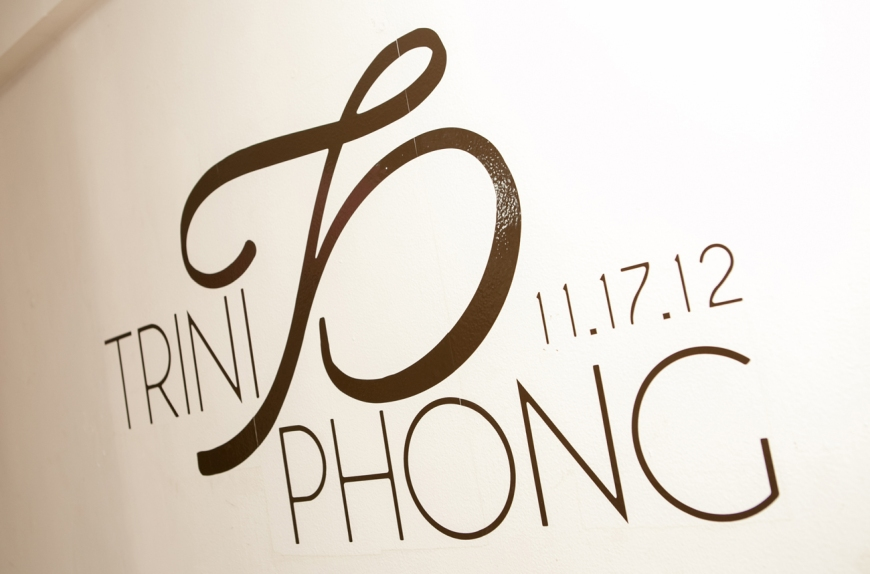 Trini & Phong Wedding -  0233
