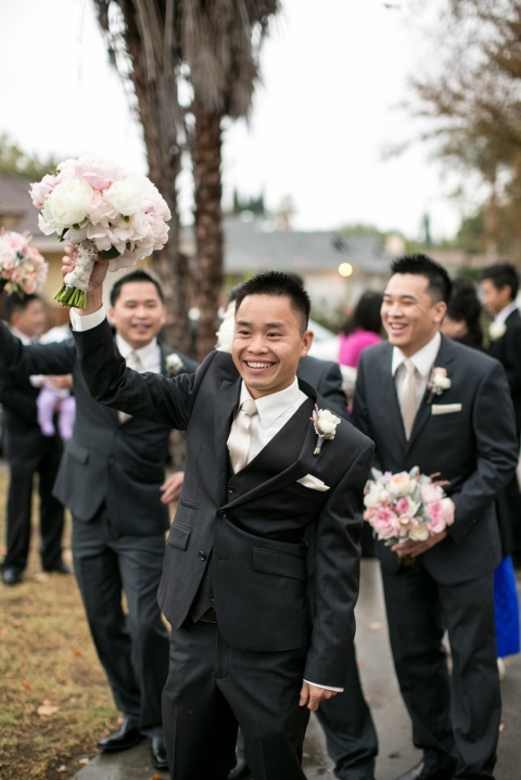 Trini & Phong Wedding -  0238