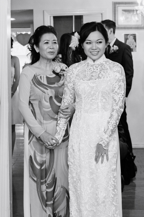 Trini & Phong Wedding -  02822
