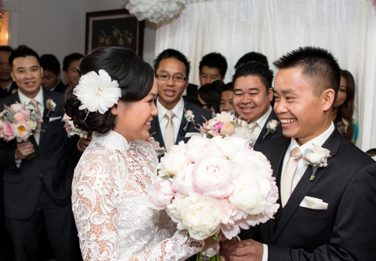 Trini & Phong Wedding -  0283