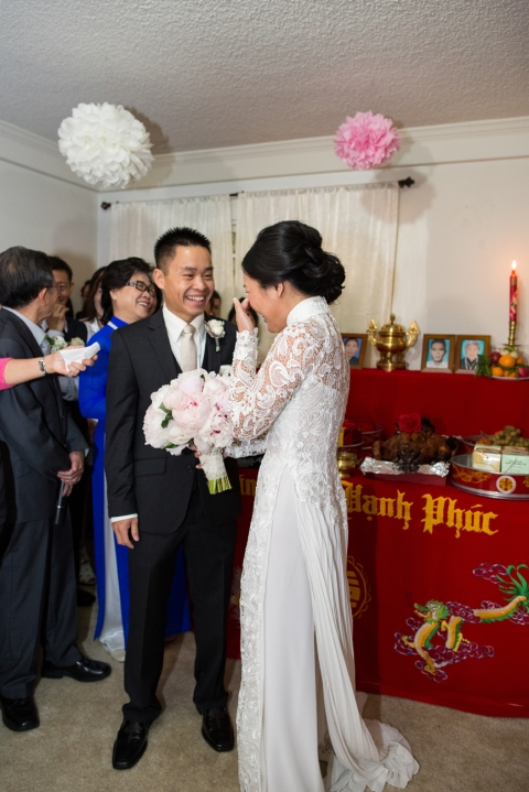 Trini & Phong Wedding -  0289