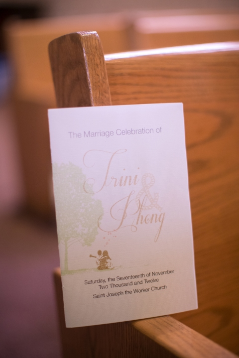 Trini & Phong Wedding -  0389