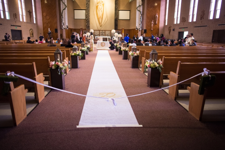 Trini & Phong Wedding -  0391