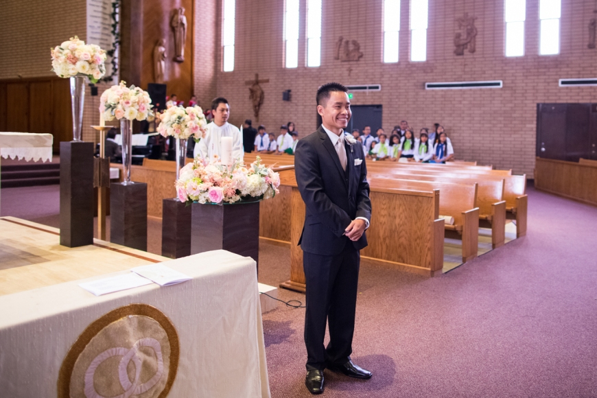 Trini & Phong Wedding -  0405