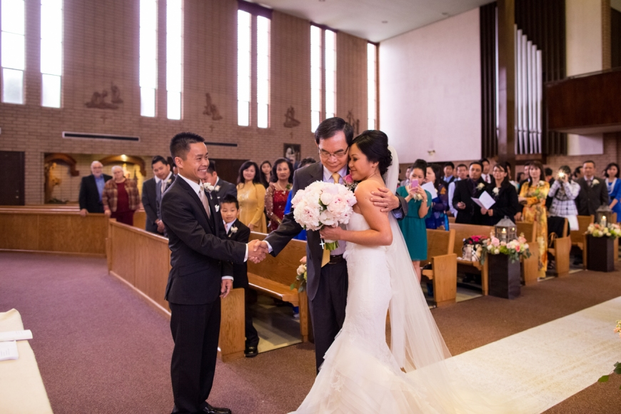 Trini & Phong Wedding -  0407