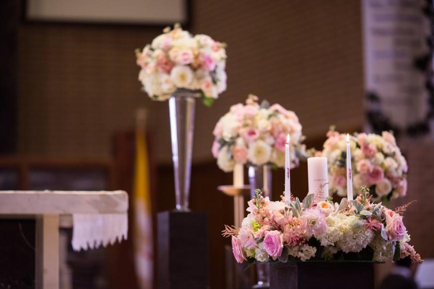 Trini & Phong Wedding -  0422