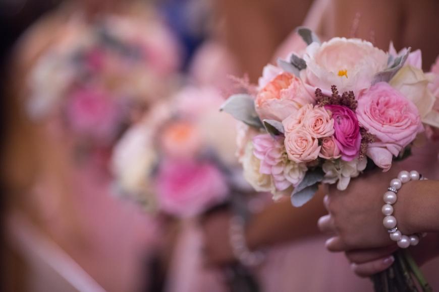Trini & Phong Wedding -  0432