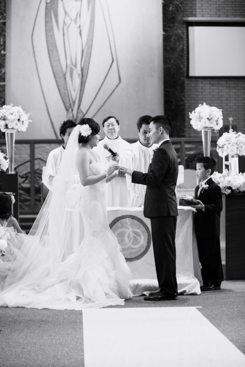 Trini & Phong Wedding -  0445