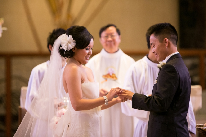 Trini & Phong Wedding -  0447