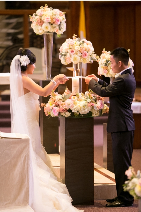 Trini & Phong Wedding -  0452