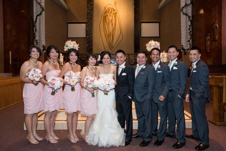 Trini & Phong Wedding -  0506