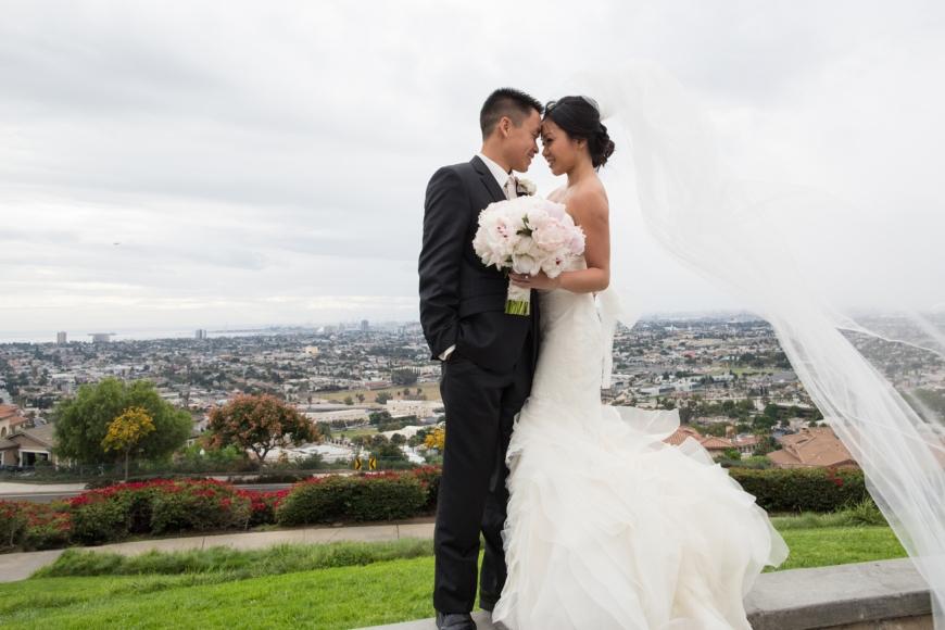 Trini & Phong Wedding -  0510