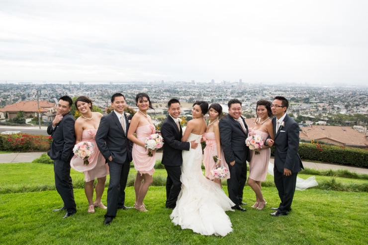 Trini & Phong Wedding -  0519