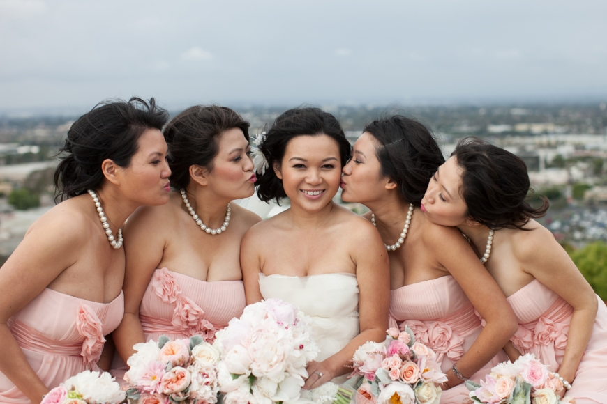 Trini & Phong Wedding -  0571