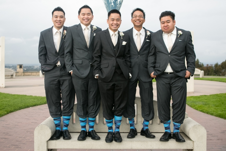 Trini & Phong Wedding -  0588