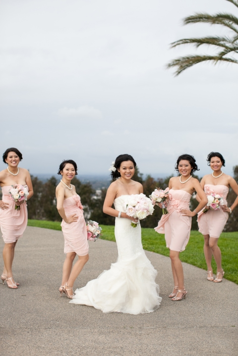 Trini & Phong Wedding -  0589