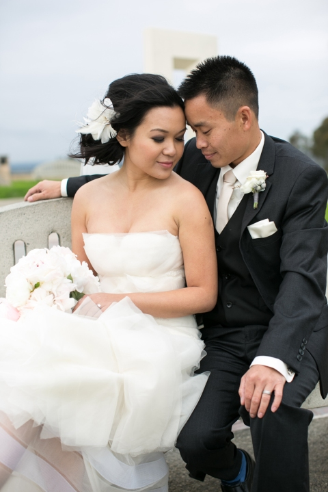 Trini & Phong Wedding -  0621