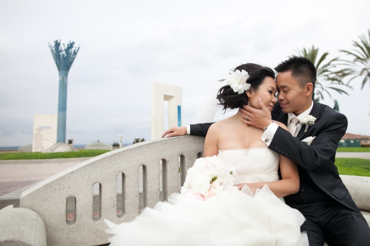 Trini & Phong Wedding -  0624