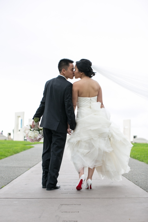 Trini & Phong Wedding -  0632