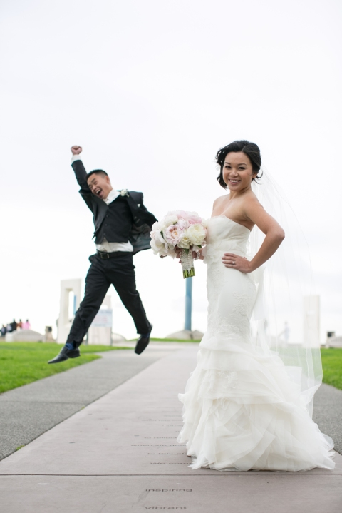 Trini & Phong Wedding -  0634
