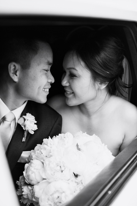 Trini & Phong Wedding -  0644